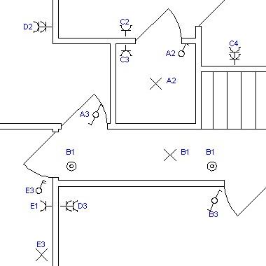 DCELektro Grondplannen en eendraadschema's tekenen